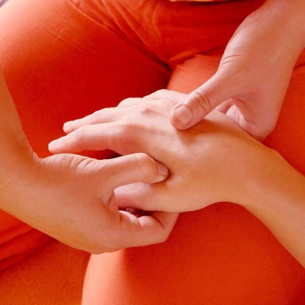 массаж геморроидальных узлов