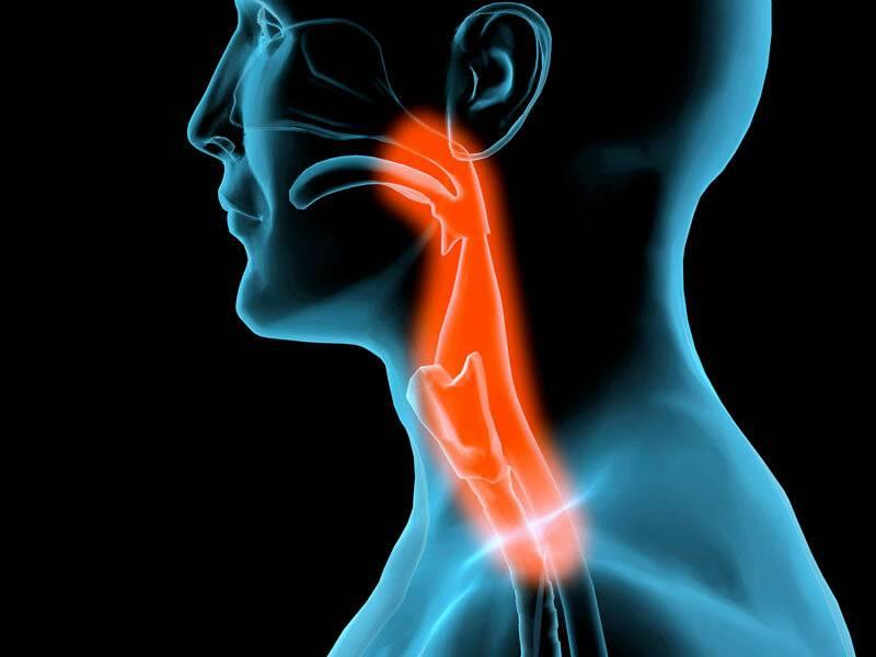 Как убрать ком в горле при неврозе?