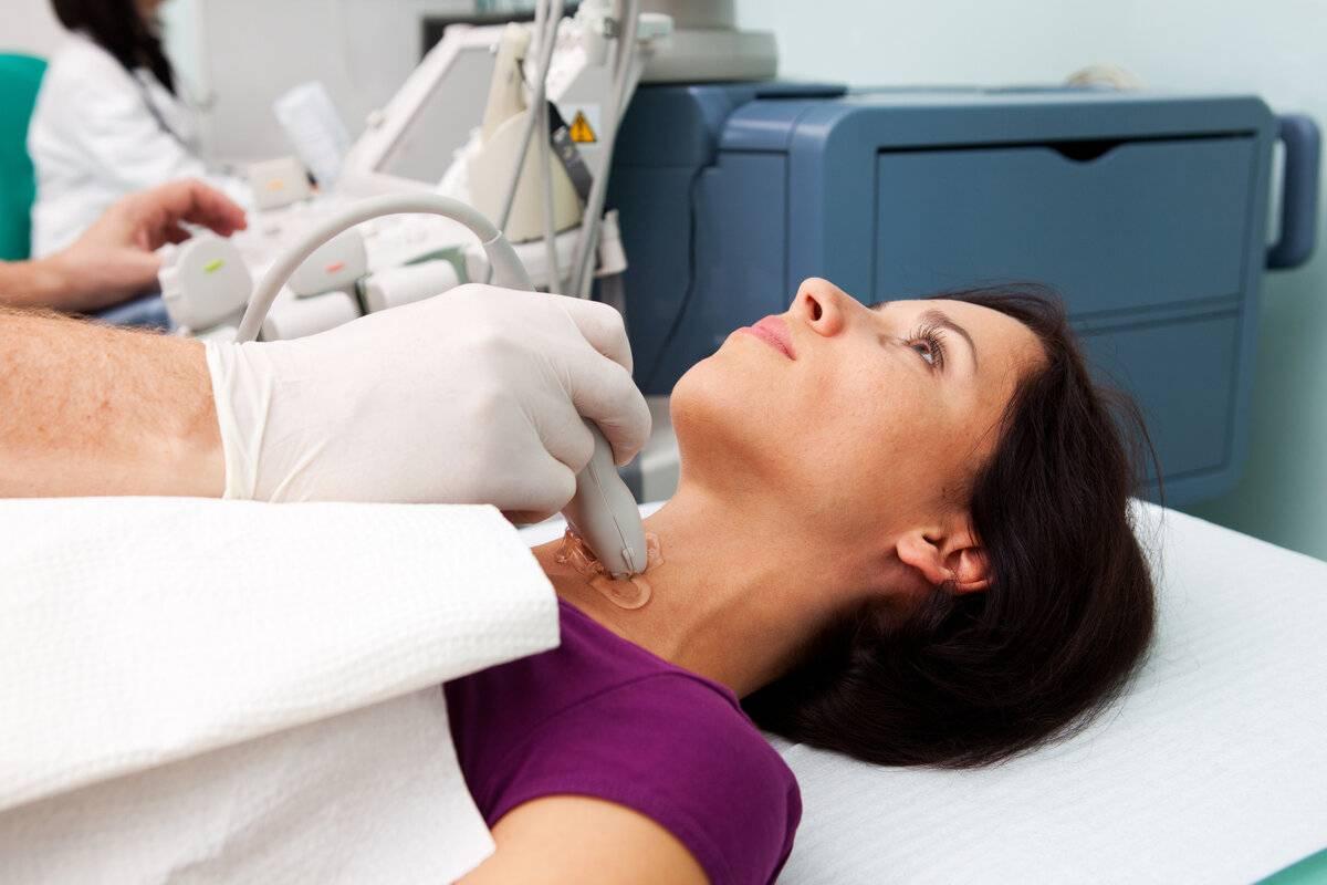 щитовидная железа узи