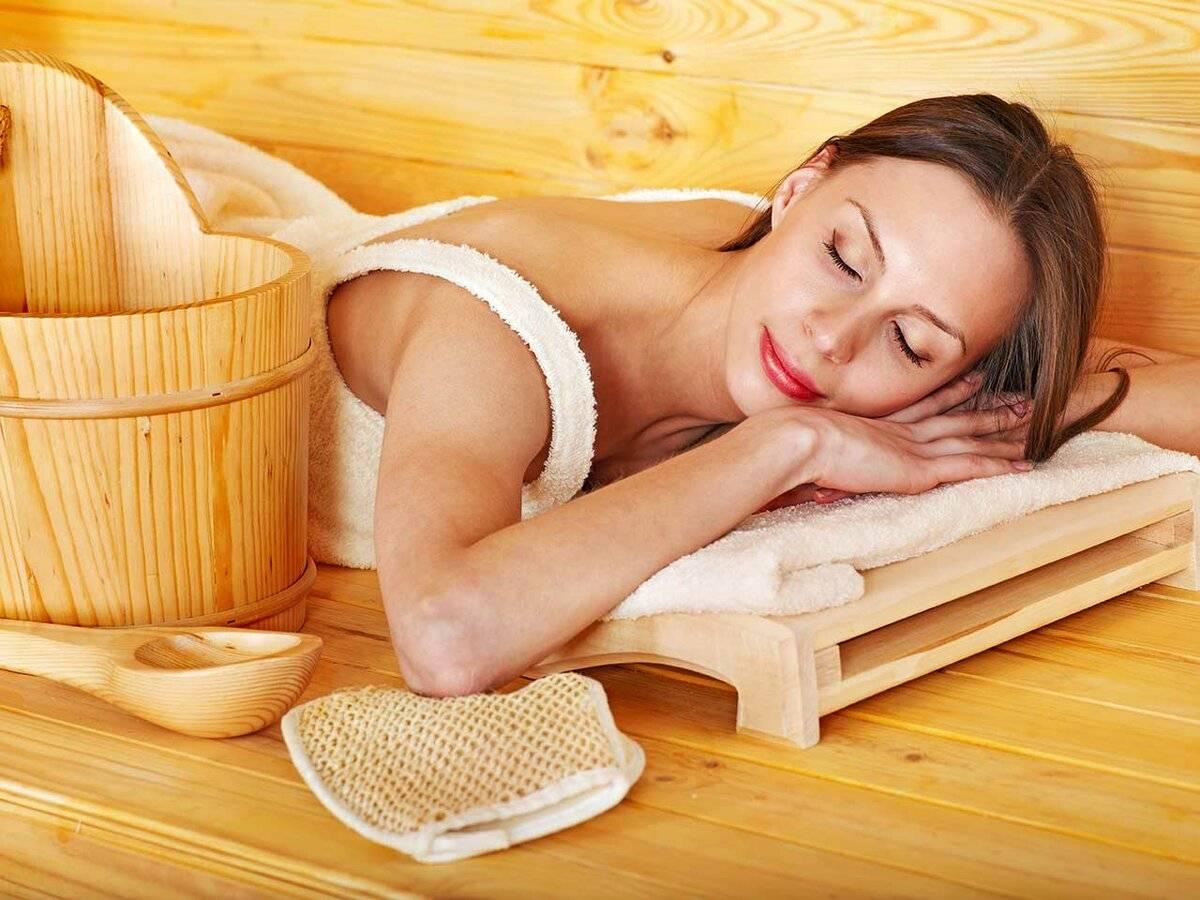 Можно ли при ангине ходить в баню или сауну мыться без температуры