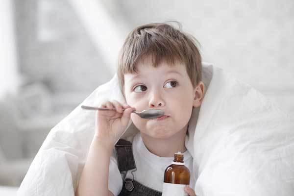 Кашель у детей чем обработать горло