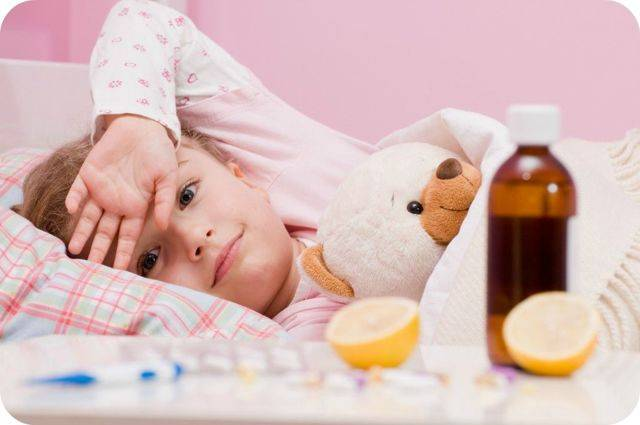 Температура, кашель, насморк у ребёнка— чем нужно лечить?