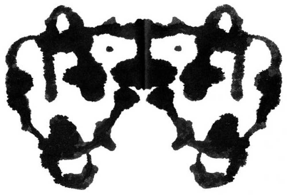 тест шизофрения