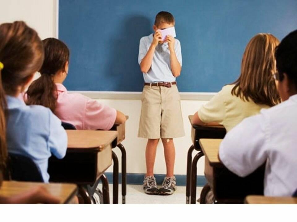 боязнь школы фобия как называется