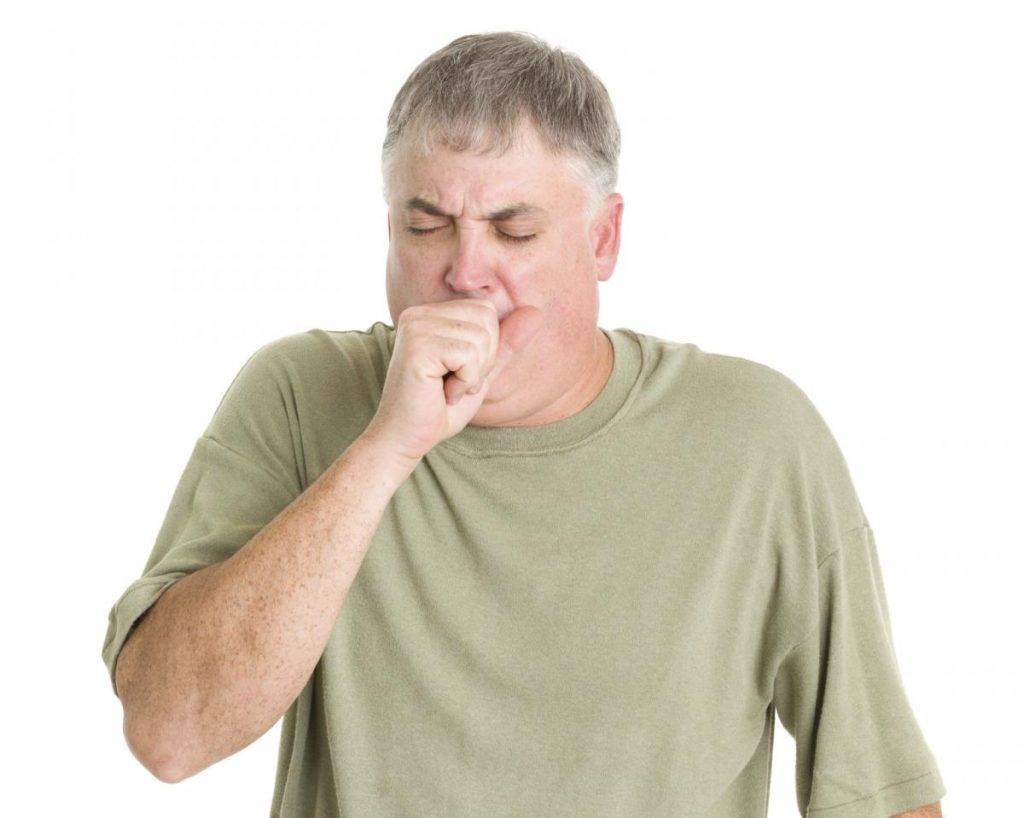 Постоянный (долгий) сухой кашель