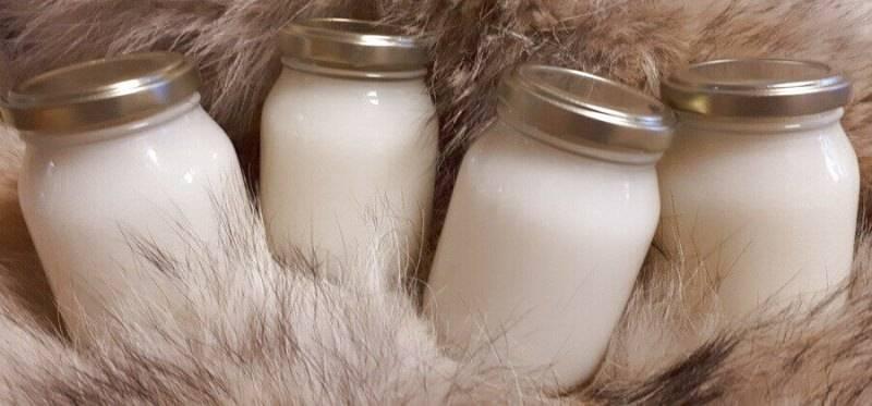 Какие жиры животных хорошо помогают от кашля детского