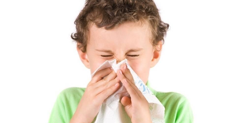 как лечить затянувшийся насморк у ребенка