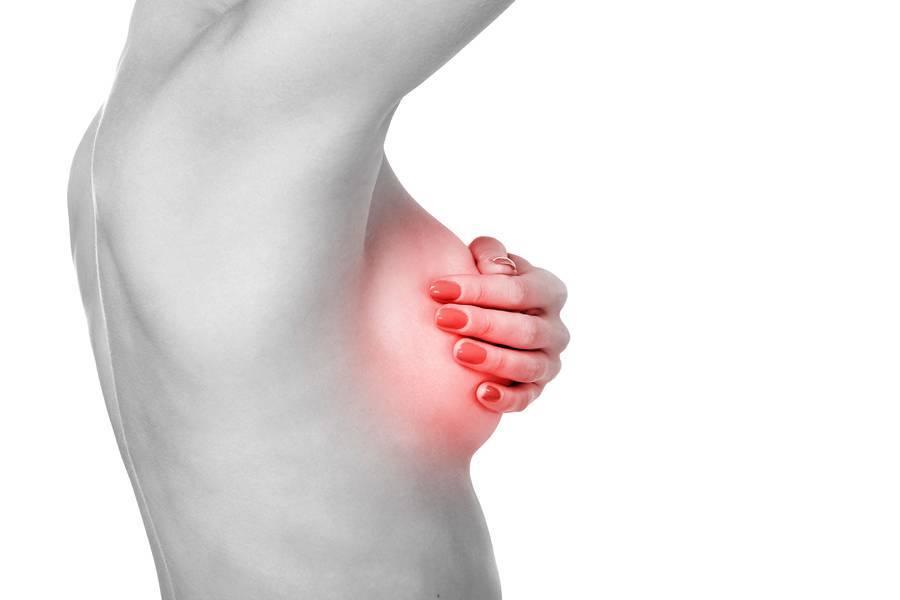 болит грудь при мастопатии