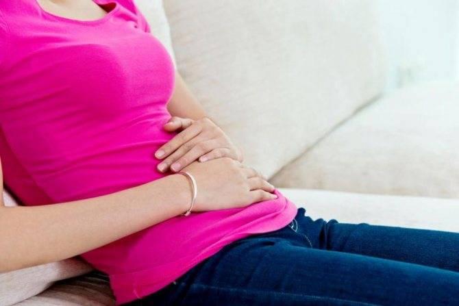 Симптомы цистита у женщин боли внизу живота