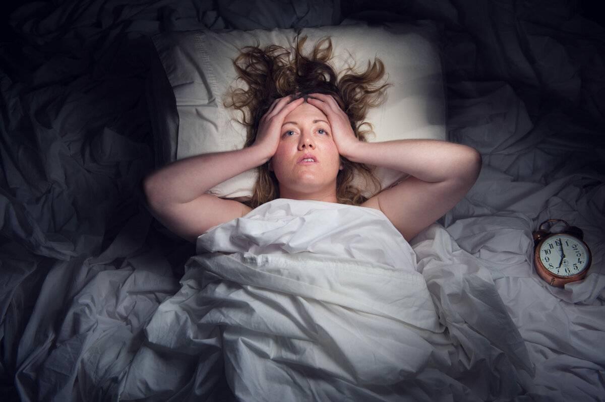 бессонница симптомы