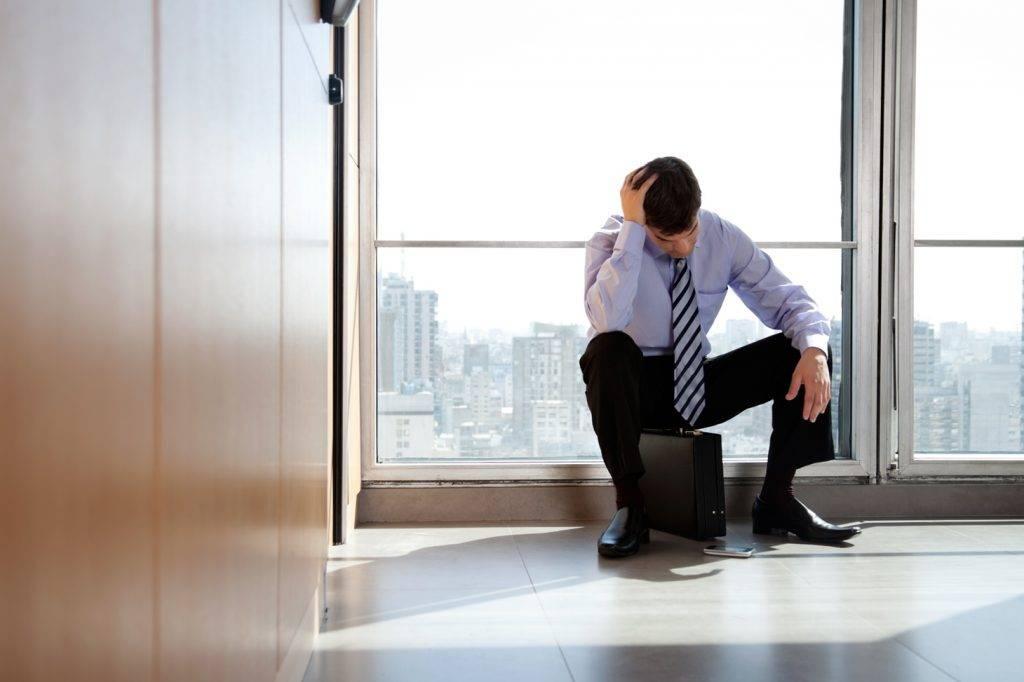Симптомы и причины появления депрессии у мужчин