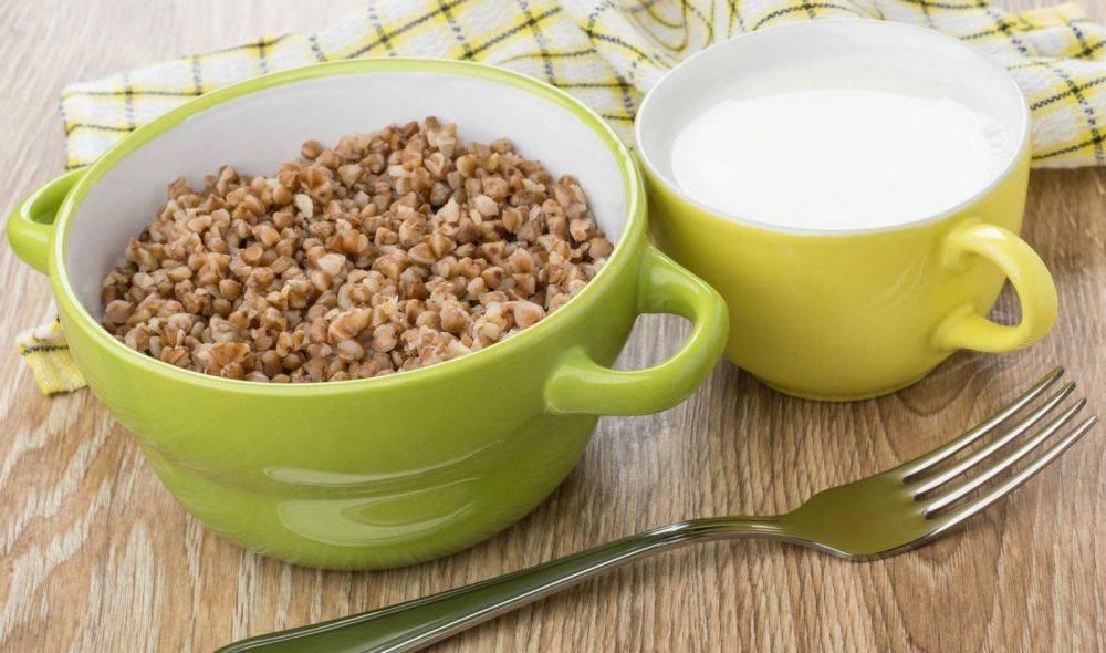 Гречка для очищения печени: польза, рецепты, противопаказания