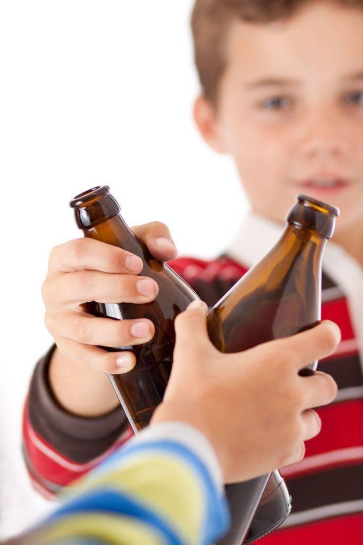 Детского алкоголизма лечение. детский алкоголизм — причины, лечение и профилактика