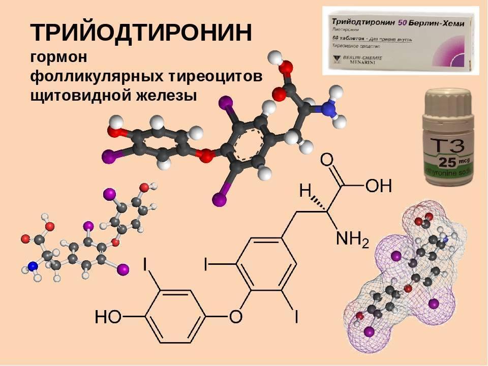 гормон трийодтиронин