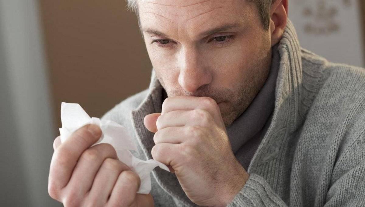 Сухой кашель у взрослых: лечение