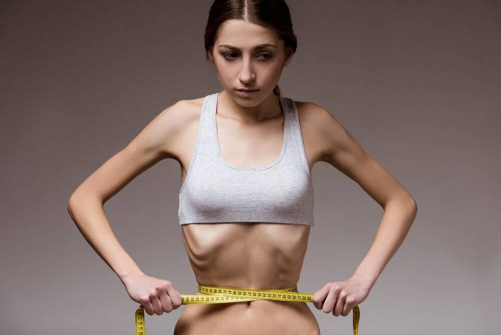 Лечение анорексии у взрослых в домашних условиях