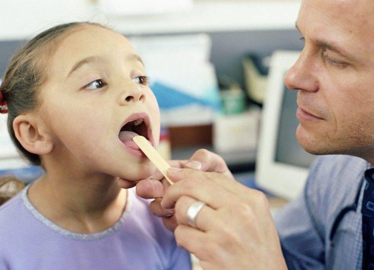 физиотерапия при аденоидах у детей