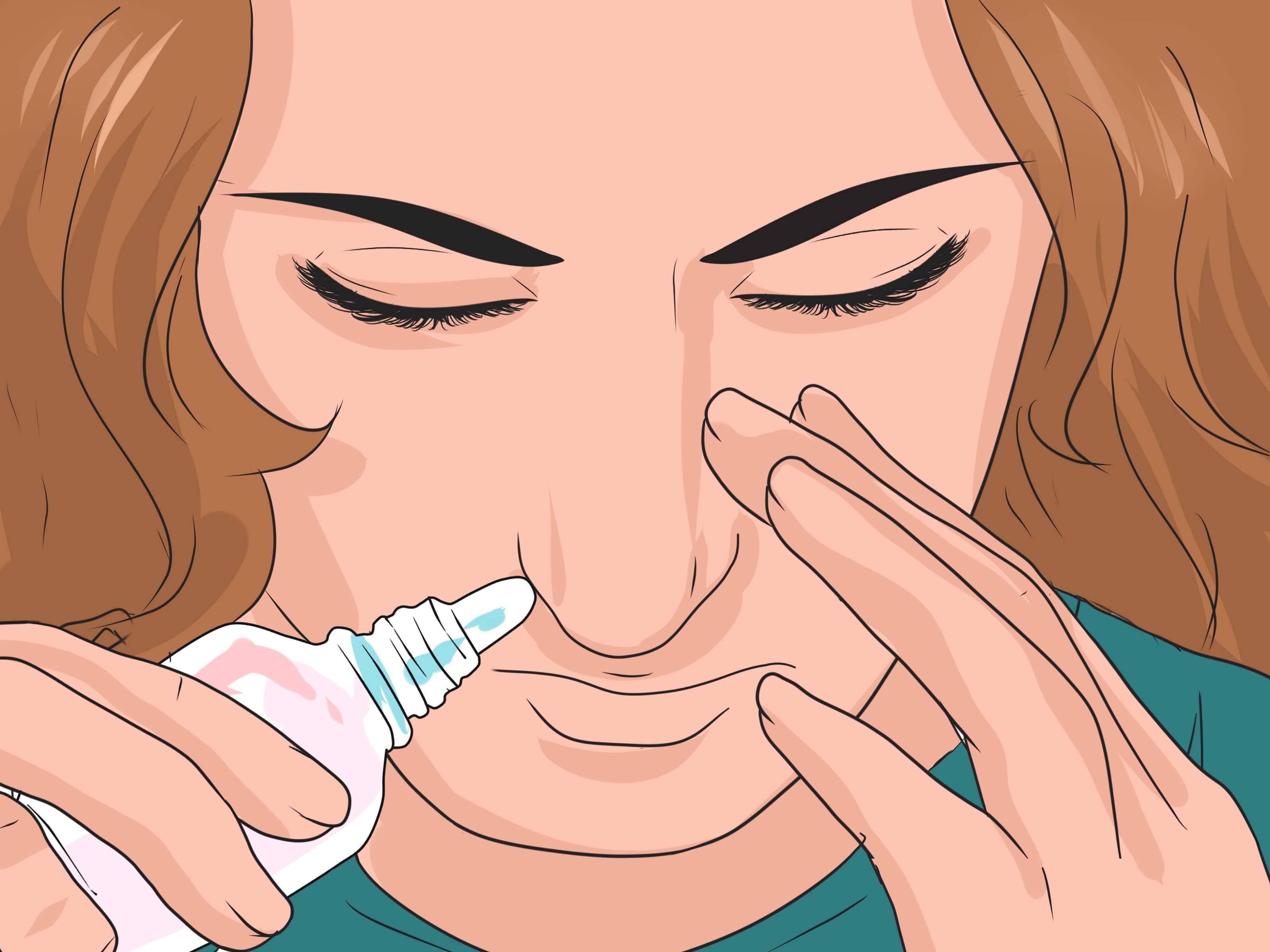 как убрать сопли из носоглотки