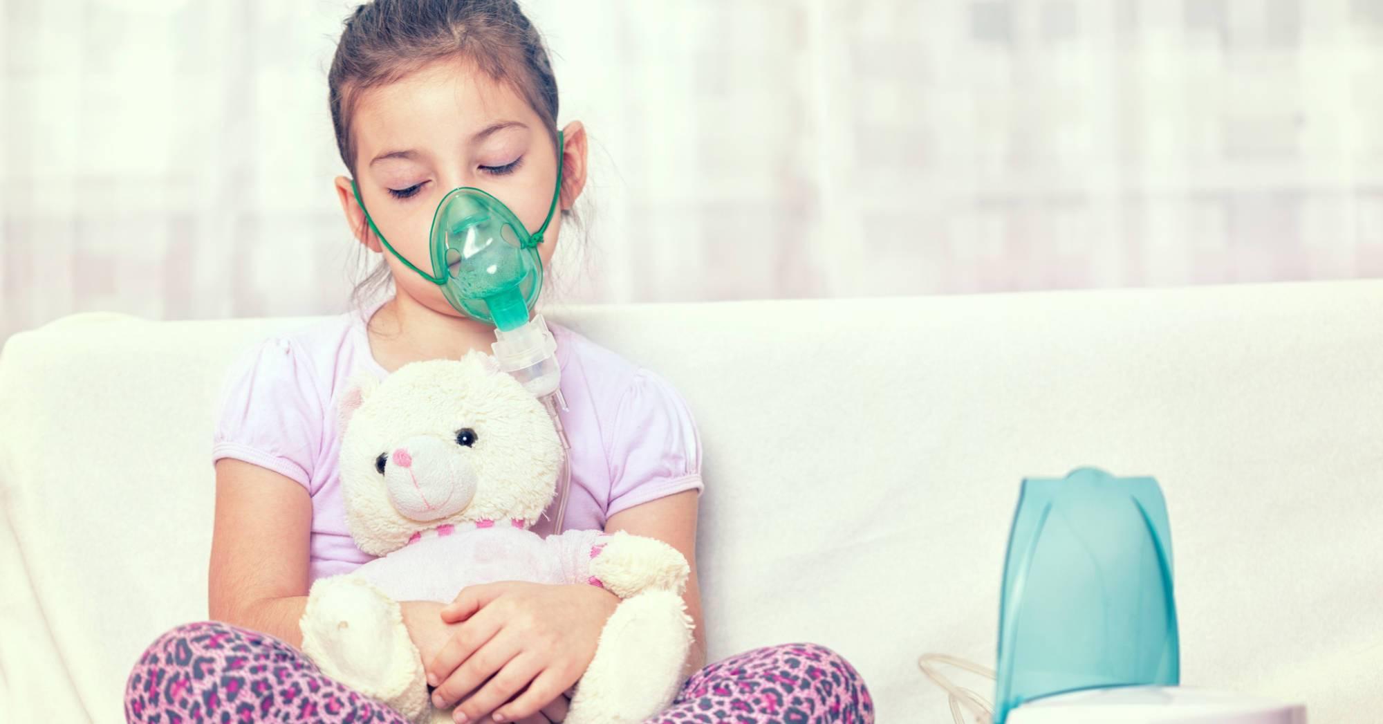 Ингаляции при ангине небулайзером препараты детям