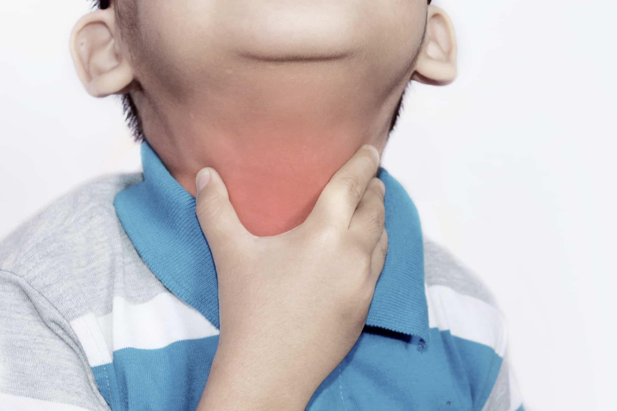 Стеноз гортани у детей неотложная помощь