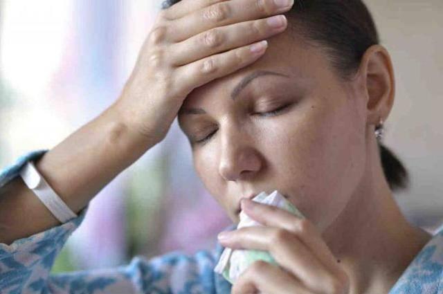 После бронхита остался кашель