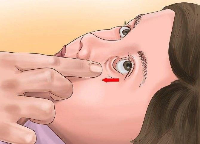 Как закапывать капли в нос правильно