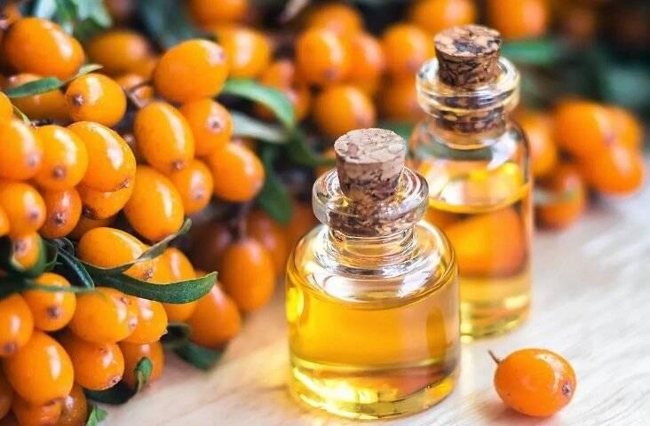 Облепиховое масло с чесноком от насморка