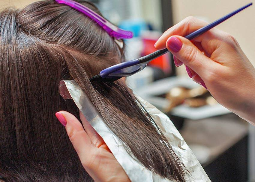 краска для волос убивает вшей и гнид