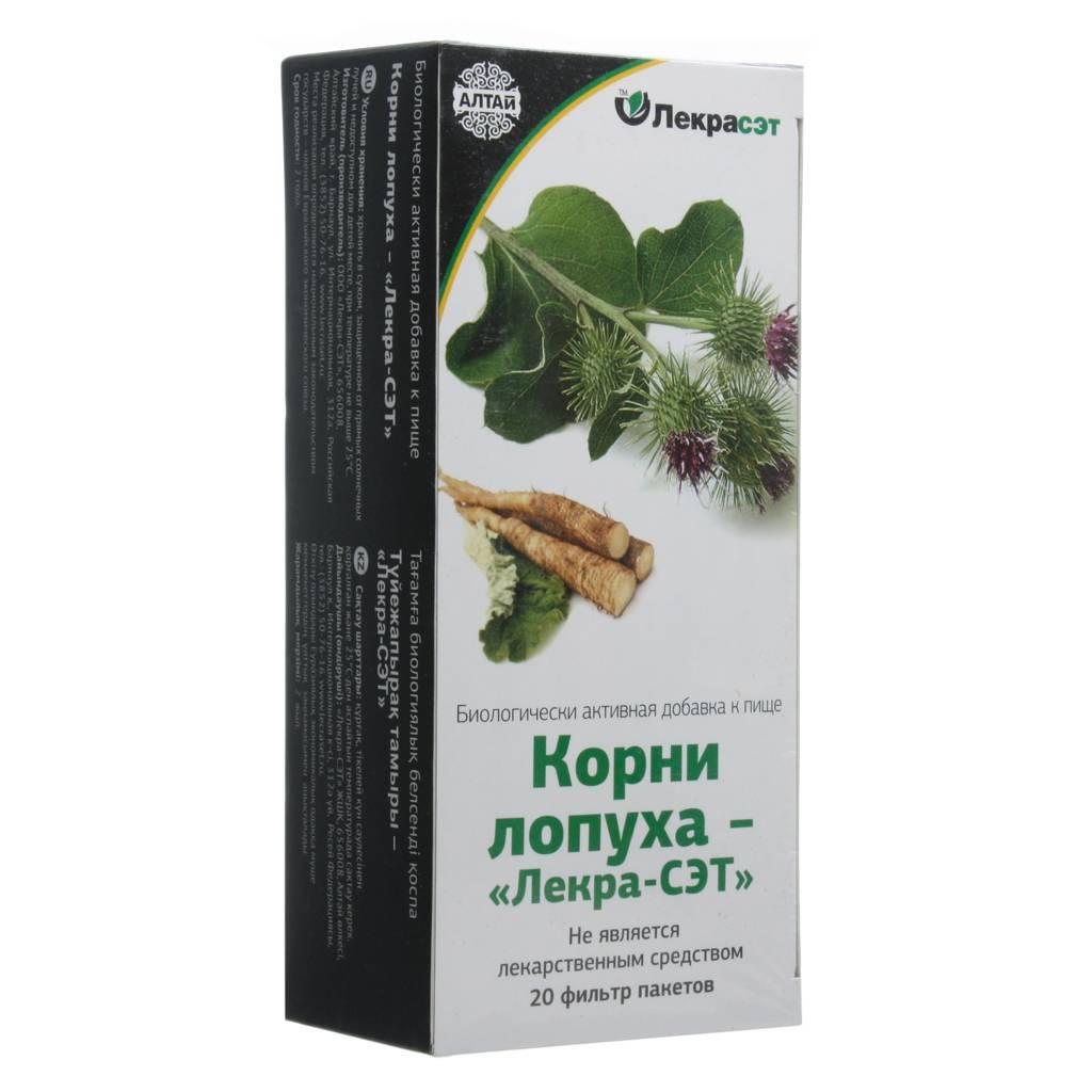 Лопух от геморроя: применение корня и листьев для лечения - lechilka.com