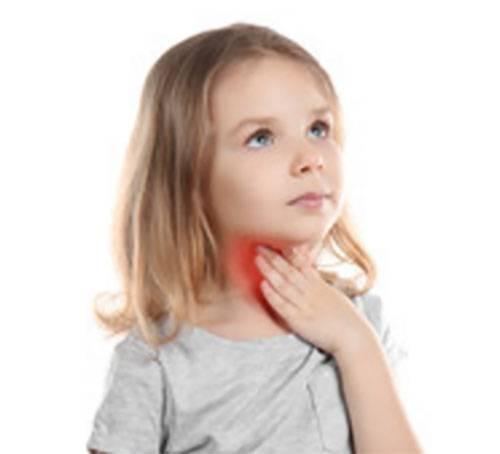 Если у ребенка болит горло - что делать и как лечить