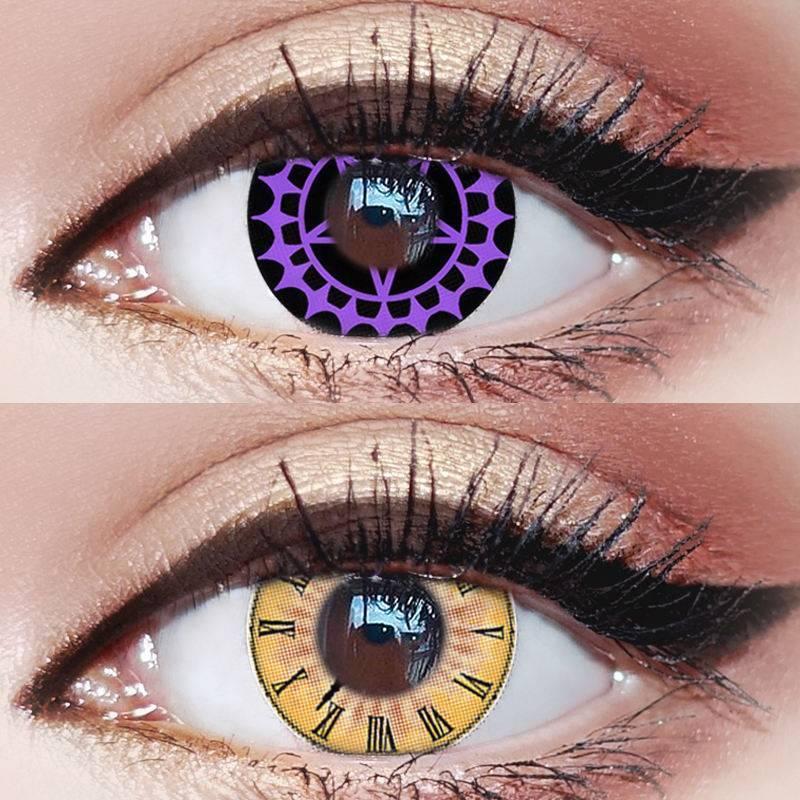Линзы для зрения: польза и вред цветных линз без диоптрий для глаз