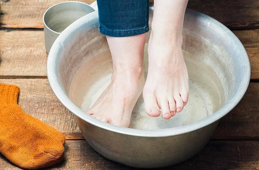 Как правильно парить ножки ребёнку при кашле