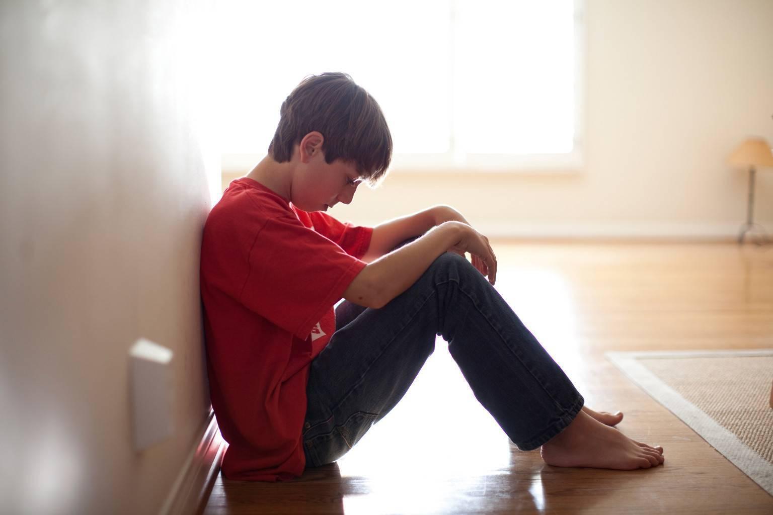 Чем опасна детская депрессия