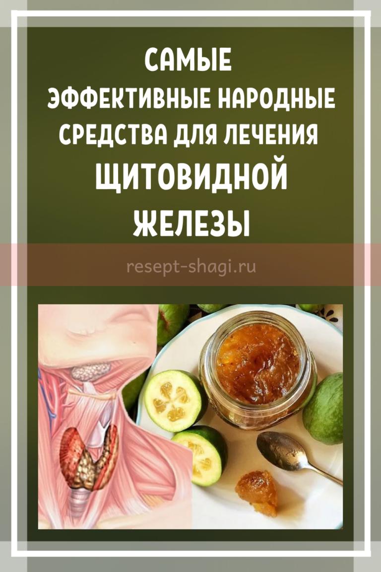 Лечение щитовидной железы лечение народными средствами | pro shchitovidku
