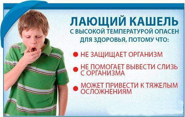 кашель у 6 месячного ребенка комаровский