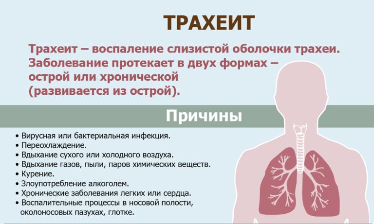 Аллергический трахеит у детей симптомы и лечение