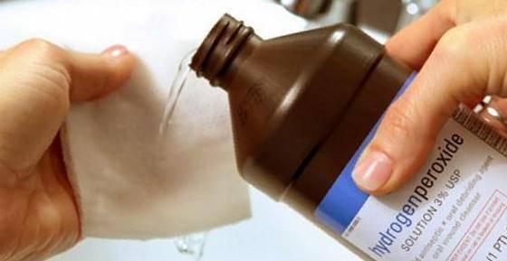 Лечение псориаза перекисью водорода: отзывы, перекись водорода при псориазе на голове и ногтях