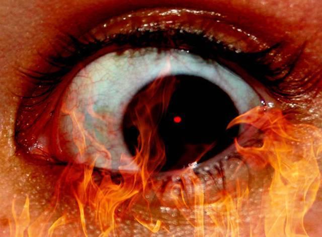 химический ожог глаза лечение капли