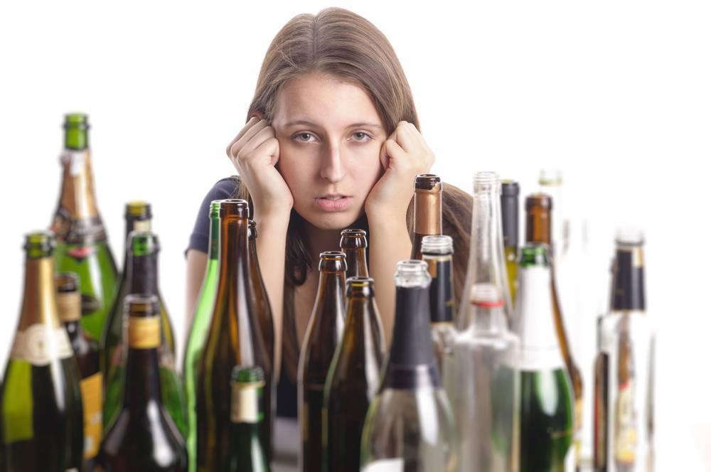винный алкоголизм у женщин