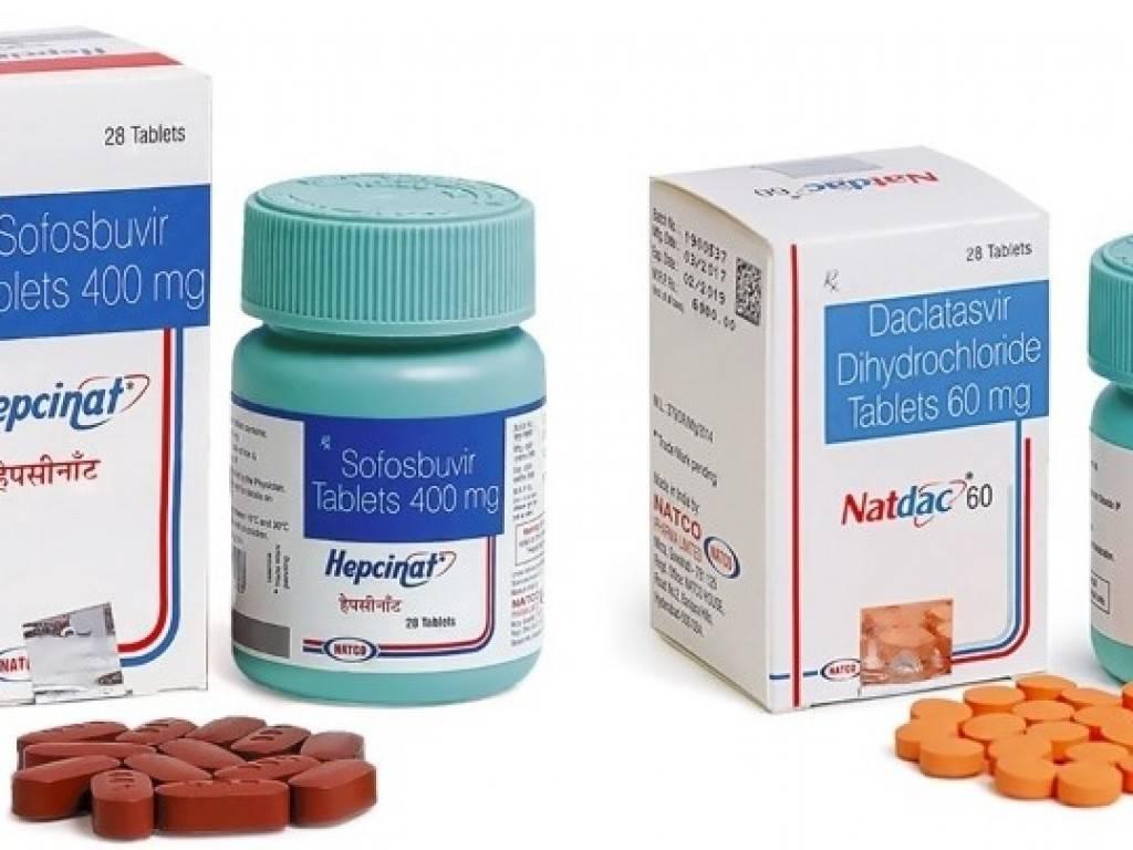 Лучшие препараты для лечения гепатита в с доказанной эффективностью