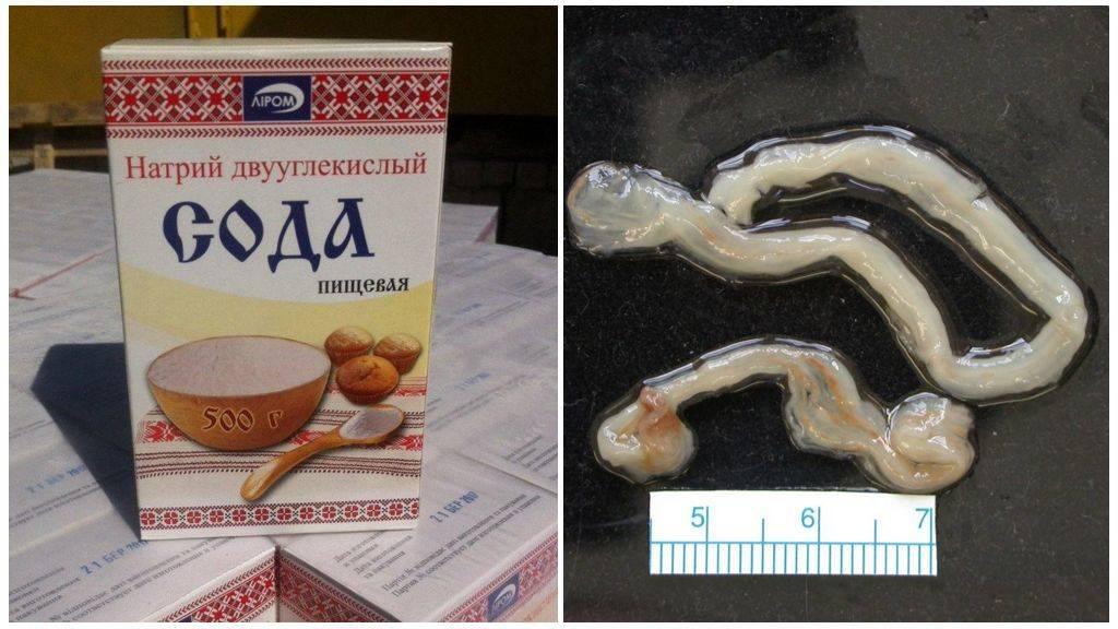 Очищение организма содой – применение и рецепты