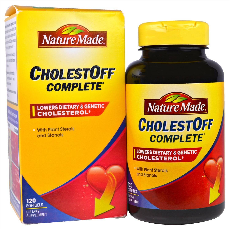 Понижаем холестерин