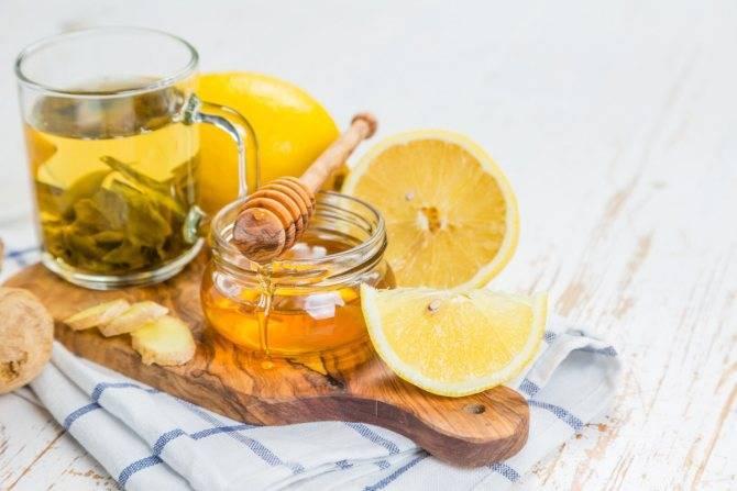 Польза лимона при ангине