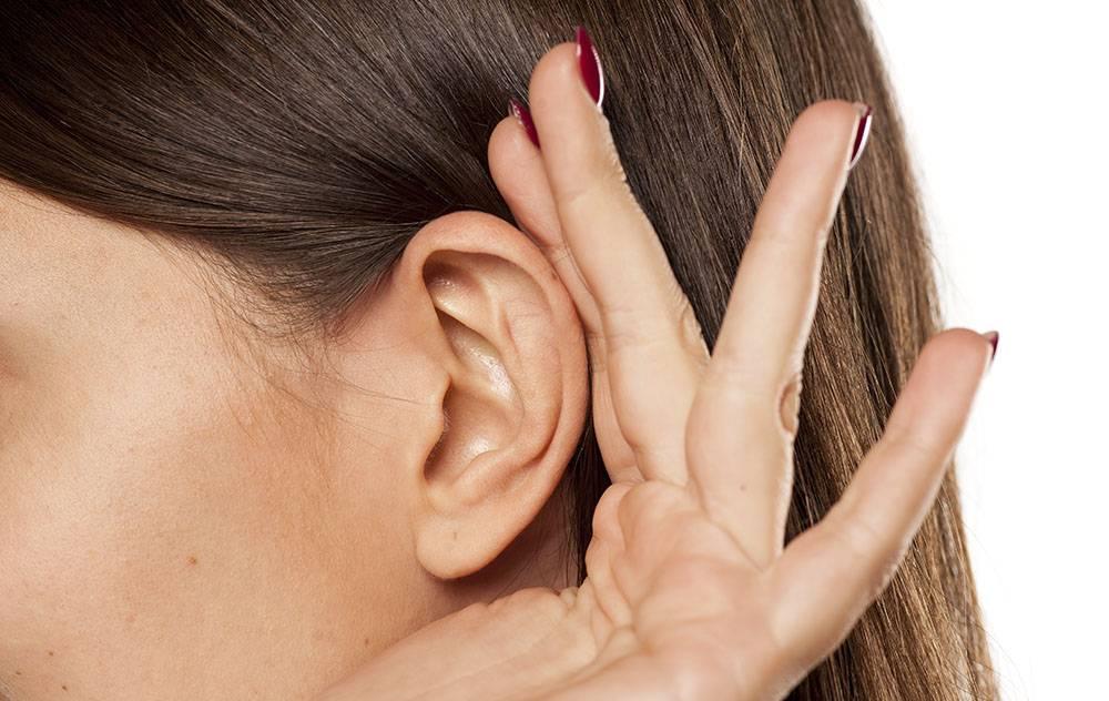 аллергический дерматит уха