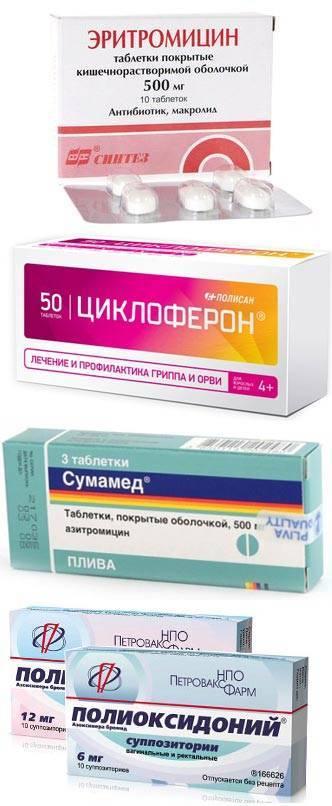 лекарства от хламидиоза для женщин