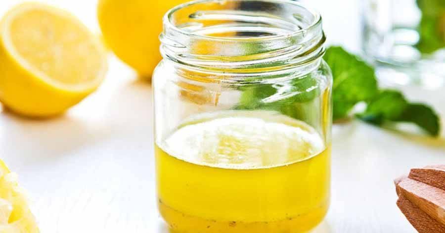 очистка печени лимоном и оливковым маслом