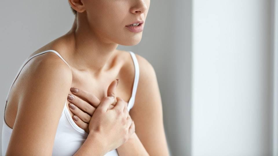 Все о боли в молочной железе