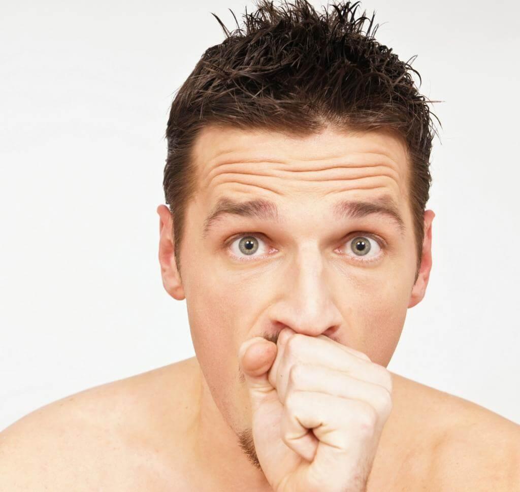 Сухой кашель: причины возникновения, лечение