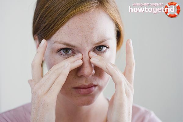 Как правильно восстановить слизистую оболочку носа