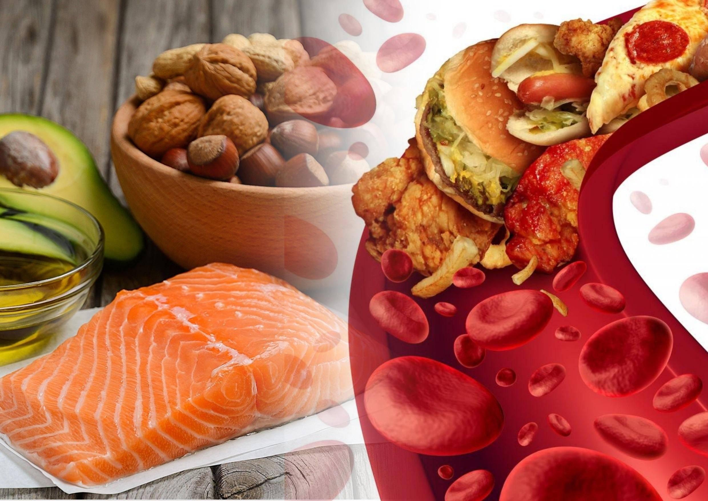 Лучшие продукты снижающие уровень холестерина